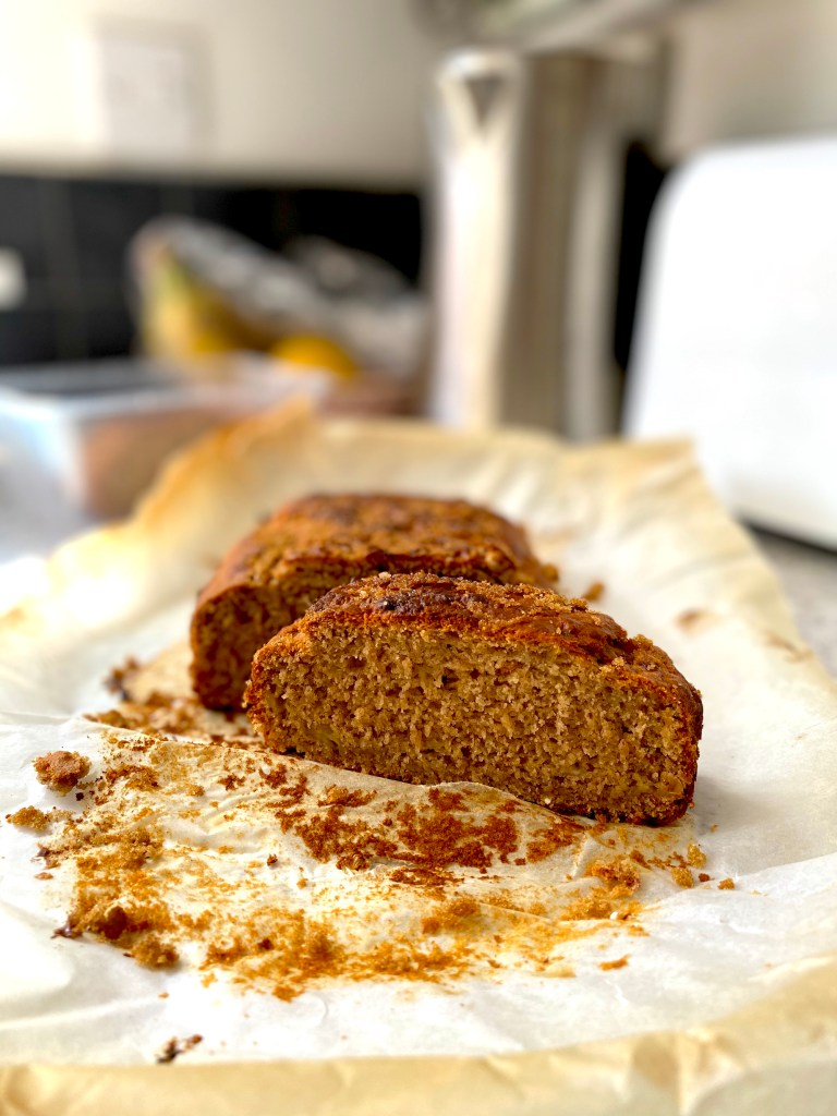 the best dairy free banana bread recipe ever with no egg and no milk