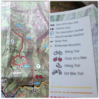 Midsummer madness :) not really. No name trail to no name village is a really good trail. It just needs someone to ride it.