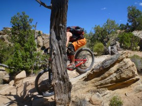 Lunch loops, Grand Junction