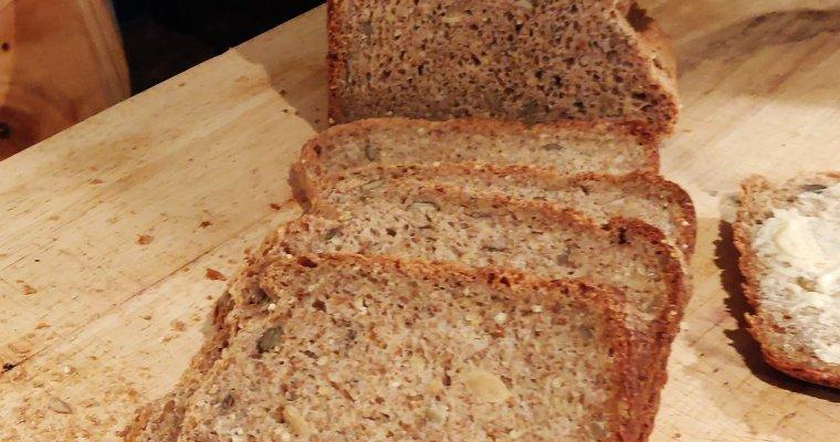 #LowGI #MultiGrain #Multiseed #Bread Low GI Multi-Grain Bread Recipe