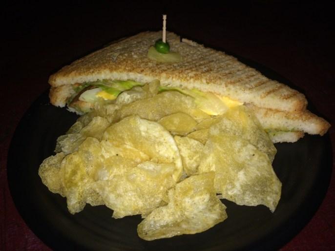 American Club Sandwich