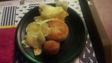 Mutton Potato Chop