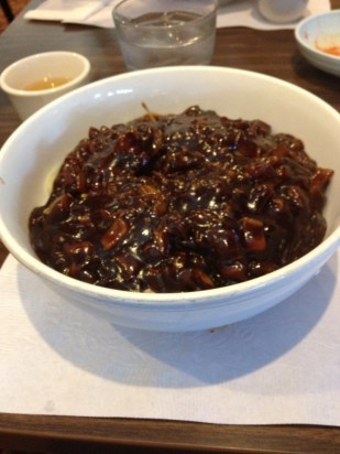 Jjajangmyeon Presented to Mwua