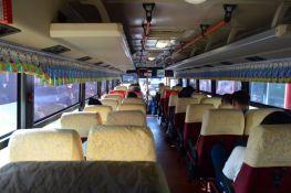 More bus rides...