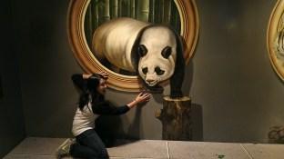 But I prefer Giant Panda