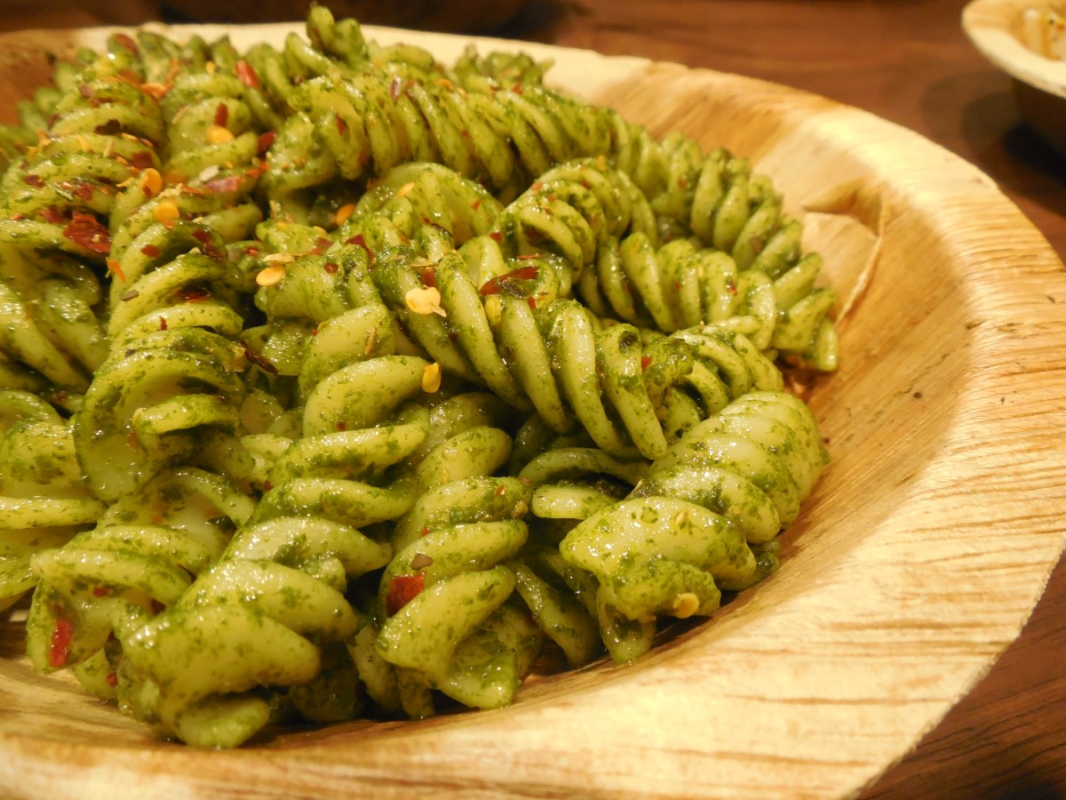 A few silly reasons to visit 'Fusilli Reasons' - Chennai, India