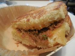 Minced Meat Sandwich