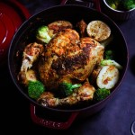 Indian Grilled and Baked Chicken