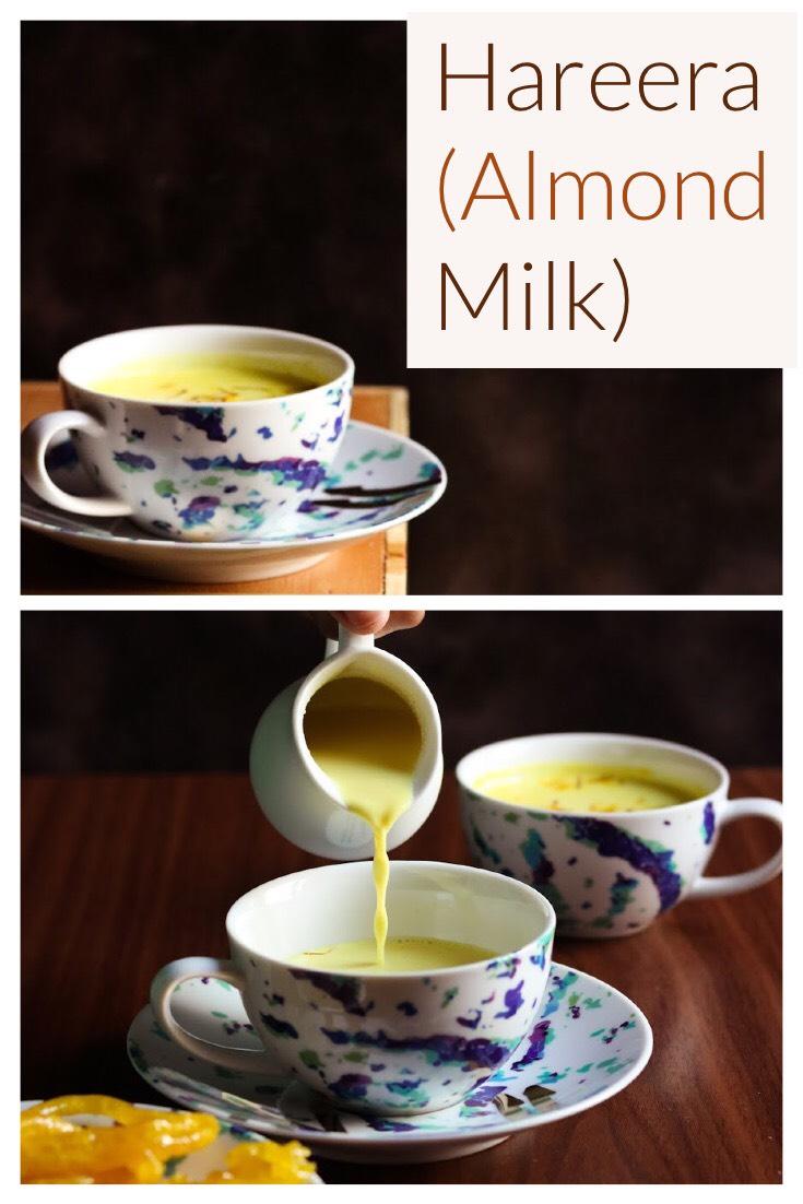 Hareera (Almond Milk)