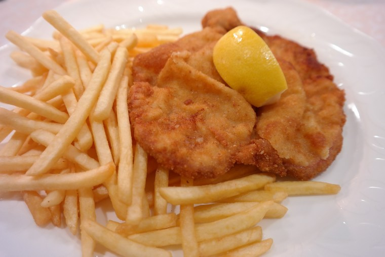 food-in-vienna-schnitzel