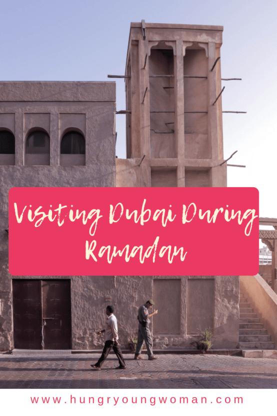 People walking in old Dubai