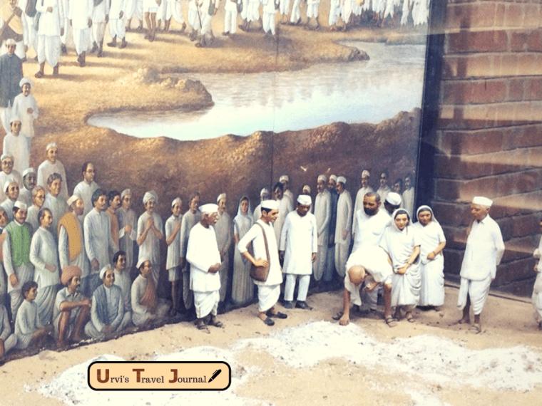 Gandhi Ashram in Ahmedabad