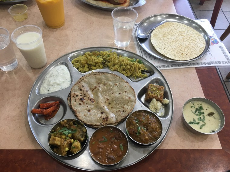 Local food of Ahmedabad