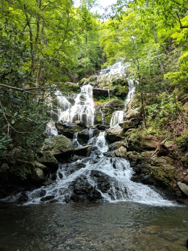Asheville Waterfalls