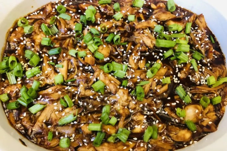 General Tso's Chicken Dip