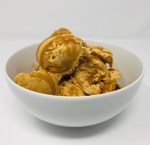 No-Churn Pumpkin Ice Cream
