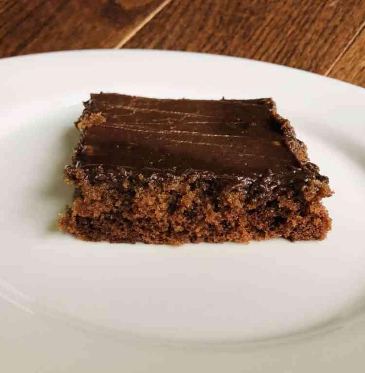 Extra Chocolatey Chocolate Sheet Cake