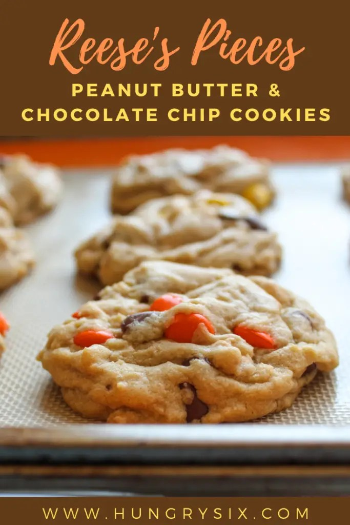 Reese's Pieces Cookies Pin