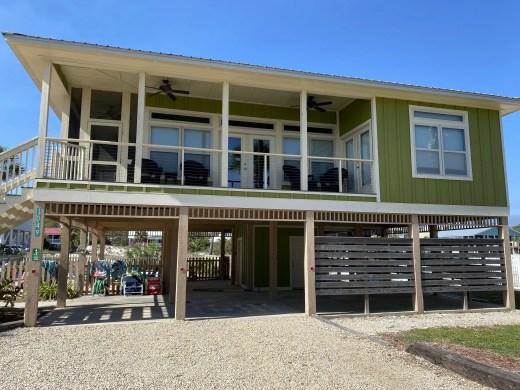 House on St. George Island