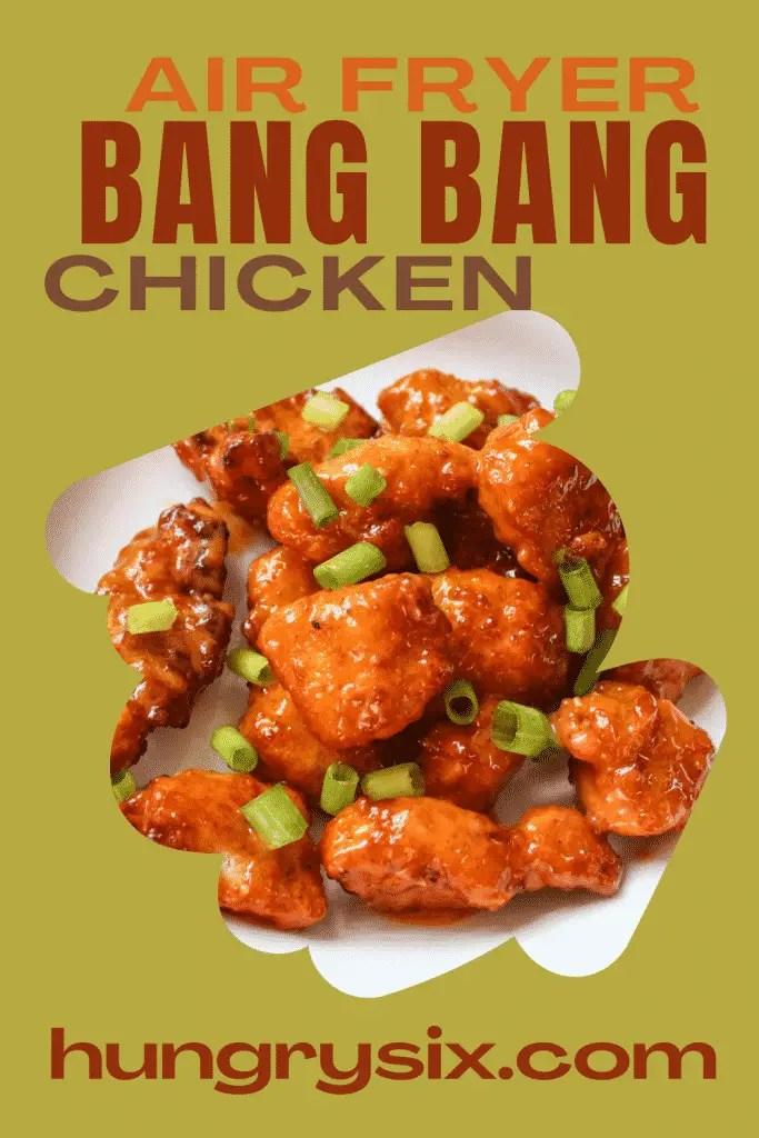 bang bang chicken pin