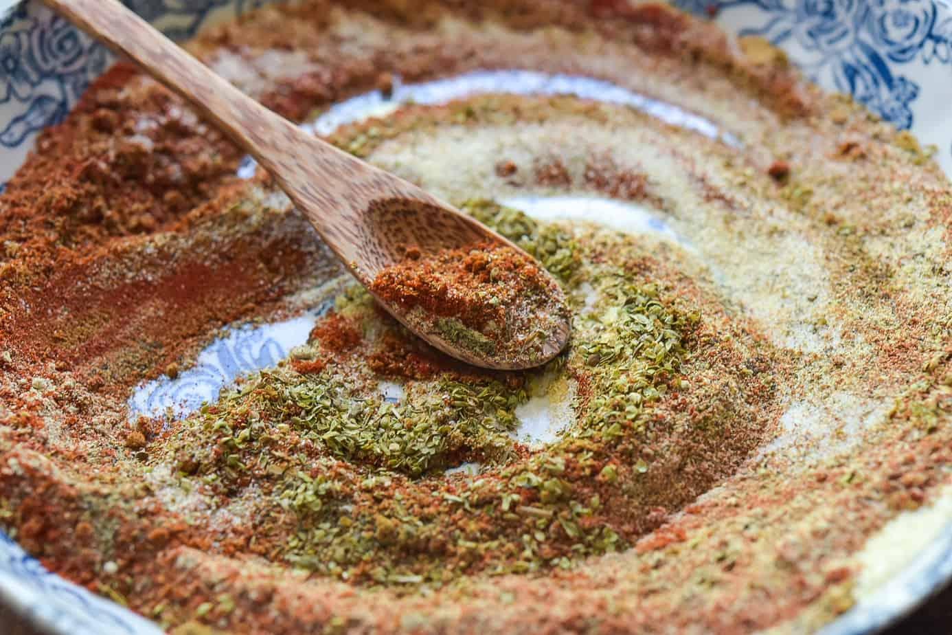 Puerto Rican Adobo Seasoning (Sazón Boricua)