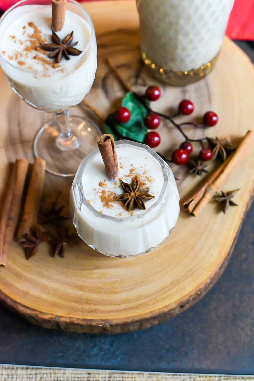 How to make the best Coquito - Puerto Rican Nog