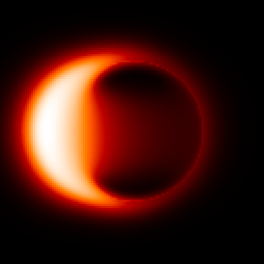 Black hole with rotaitng shell