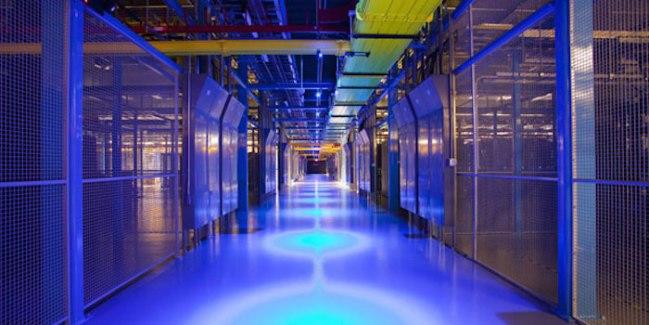 NY4 Datacenter
