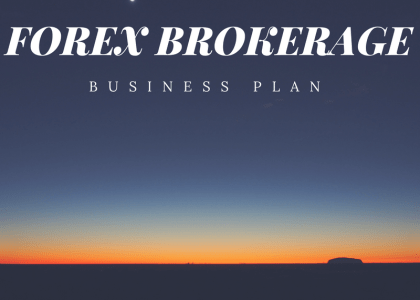 FX Brokerage Business Plan