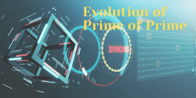 Evolution pf Prime of Prime