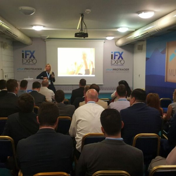 IFXEXPO 2016 in Limassol, Cyprus