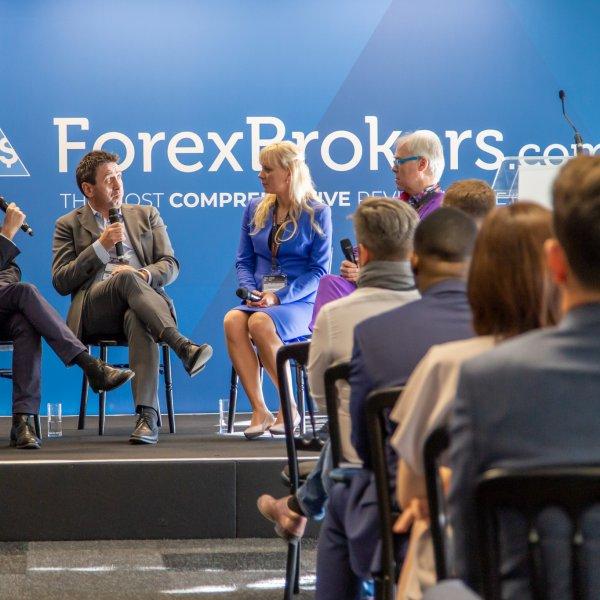 Finance Magnates London Summit 2019