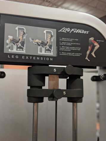Leg Extension 2