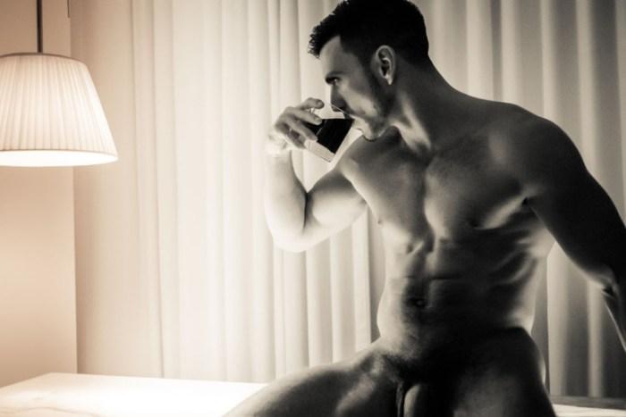 Paddy O'Brian nude