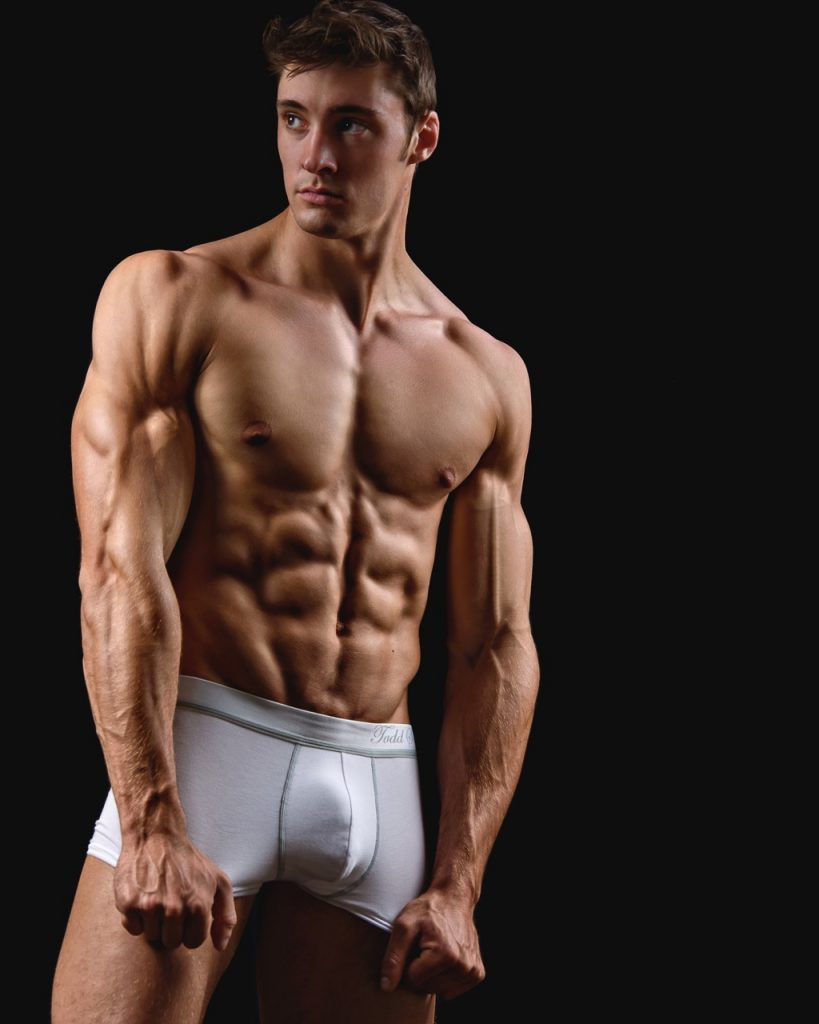 Matt Holdener underwear