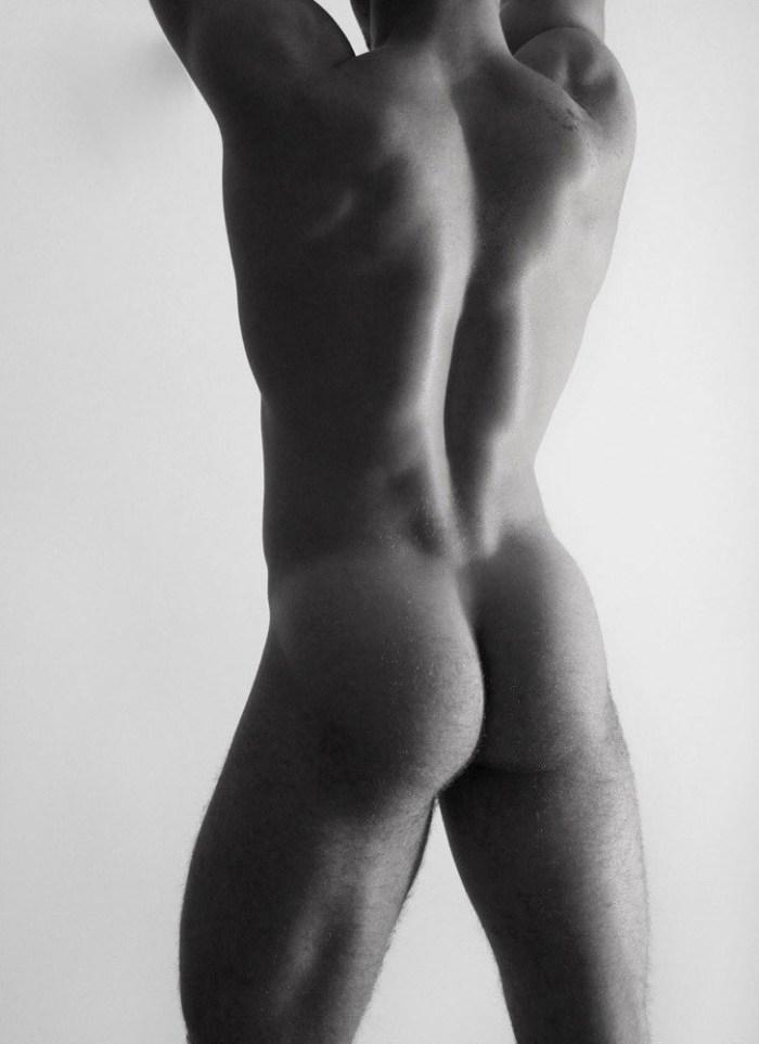 Sexy jock butt