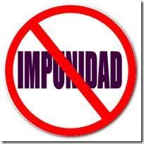 no impunidad