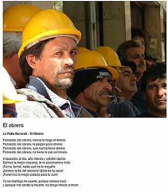 El obrero