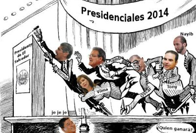 Carrera Presidencial 2014