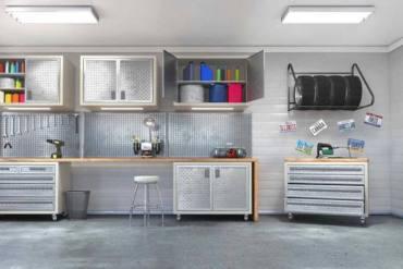 LED Lights for Garage Workshop