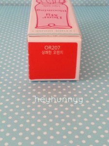 Etude House Blooming Lipstick @hunnyy