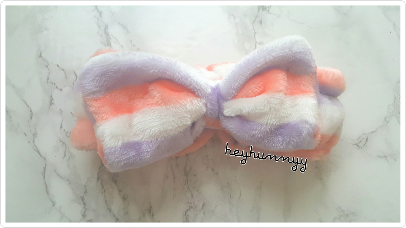 ::CUTE:: Headbands for your skincare routine! heyhunnyy korean headbands