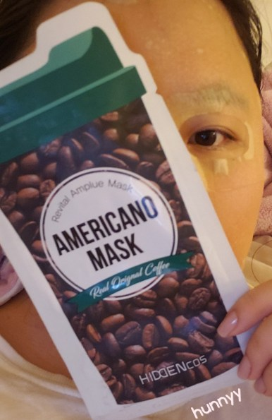 ::REVIEW:: HiddenCos Americano Mask!