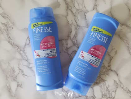 ::REVIEW:: Finesse Haircare Shampoo && Conditioner!