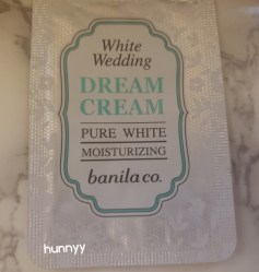 ::REVIEW:: Banila Co. - White Wedding Dream Cream!