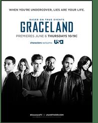Graceland FREE Graceland TV Show Screening Tickets