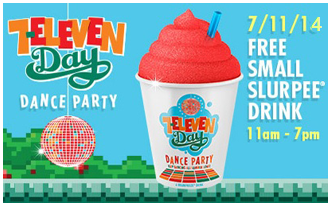 7eleven FREE Stuff Daily at 7 Eleven 7/11 7/19