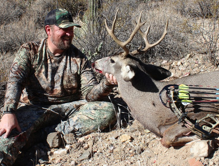 Bowhunting the mule deer rut is a rewarding experience.