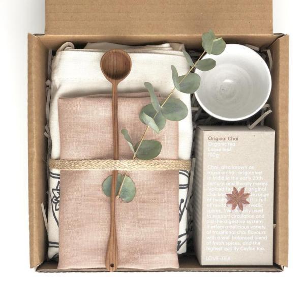 Chai Tea Time Gift box set hunter and the fox australia