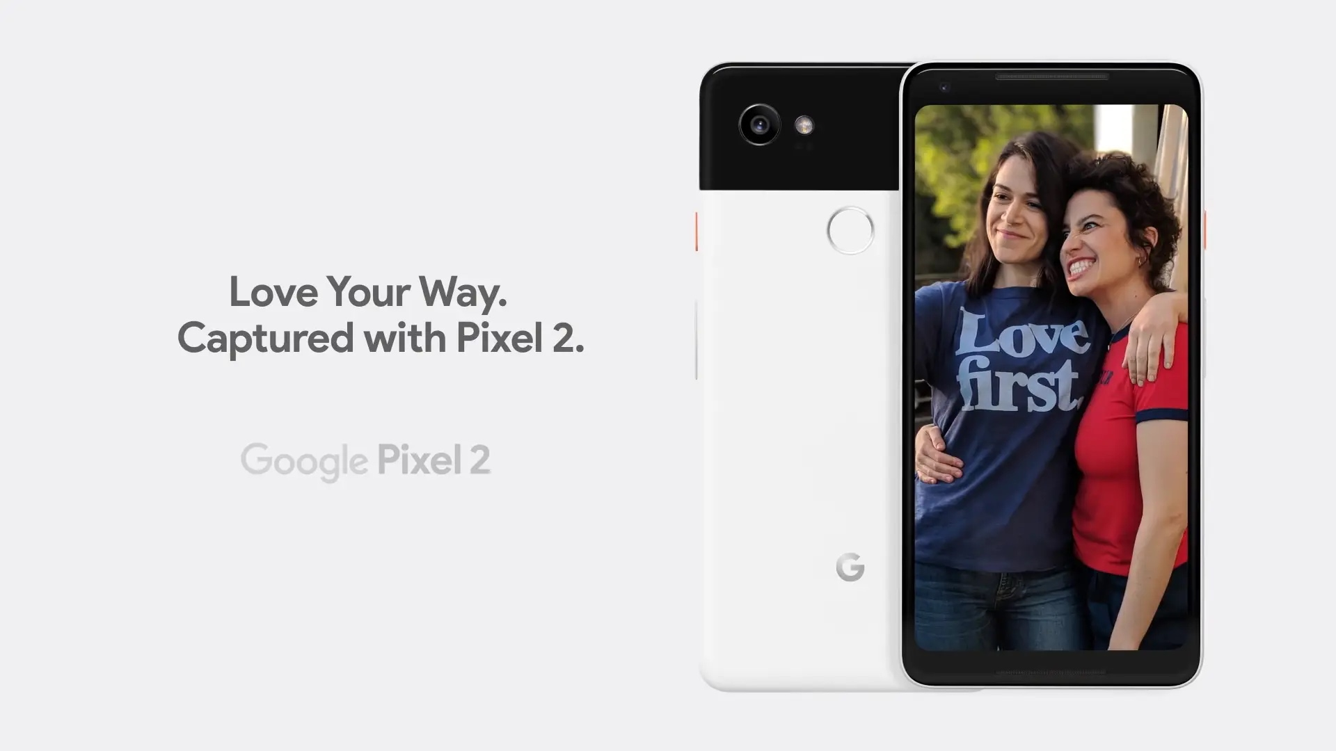 Google Pixel Broad City